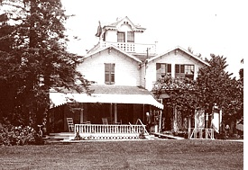 Theodore Hinchman Cottage
